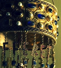 visigoth crown