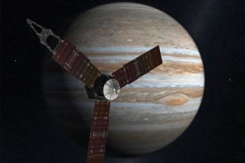 juno orbiting jupiter 2